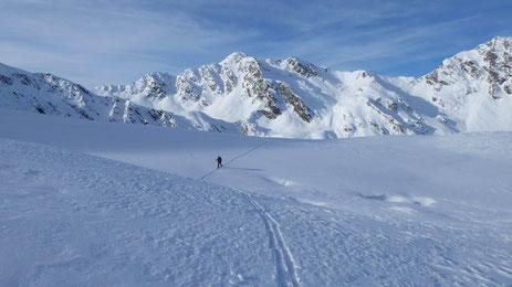 #604 Skitour Lazachertal