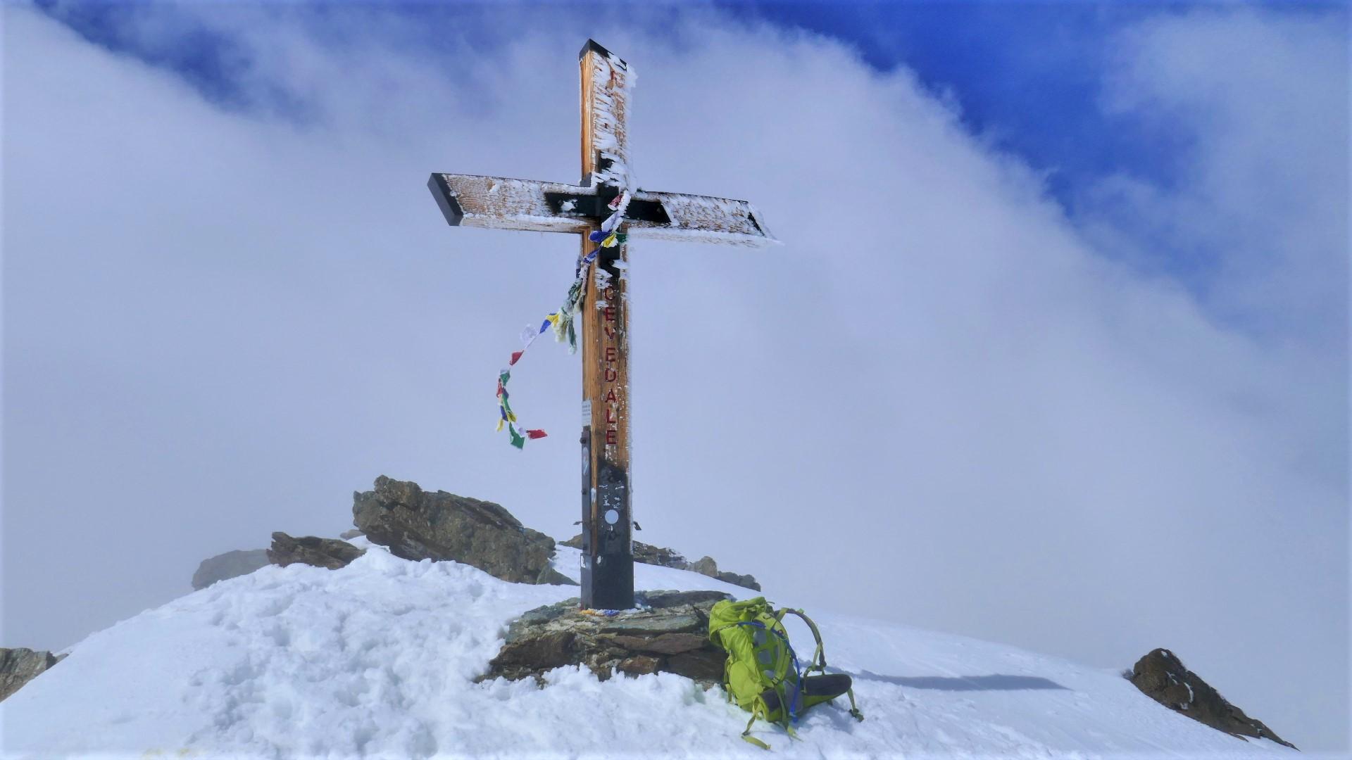 #838 Skitour Monte Cevedale