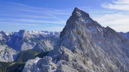 Jägerkarlspitze - Entdeckergeist im einsamen Karwendel