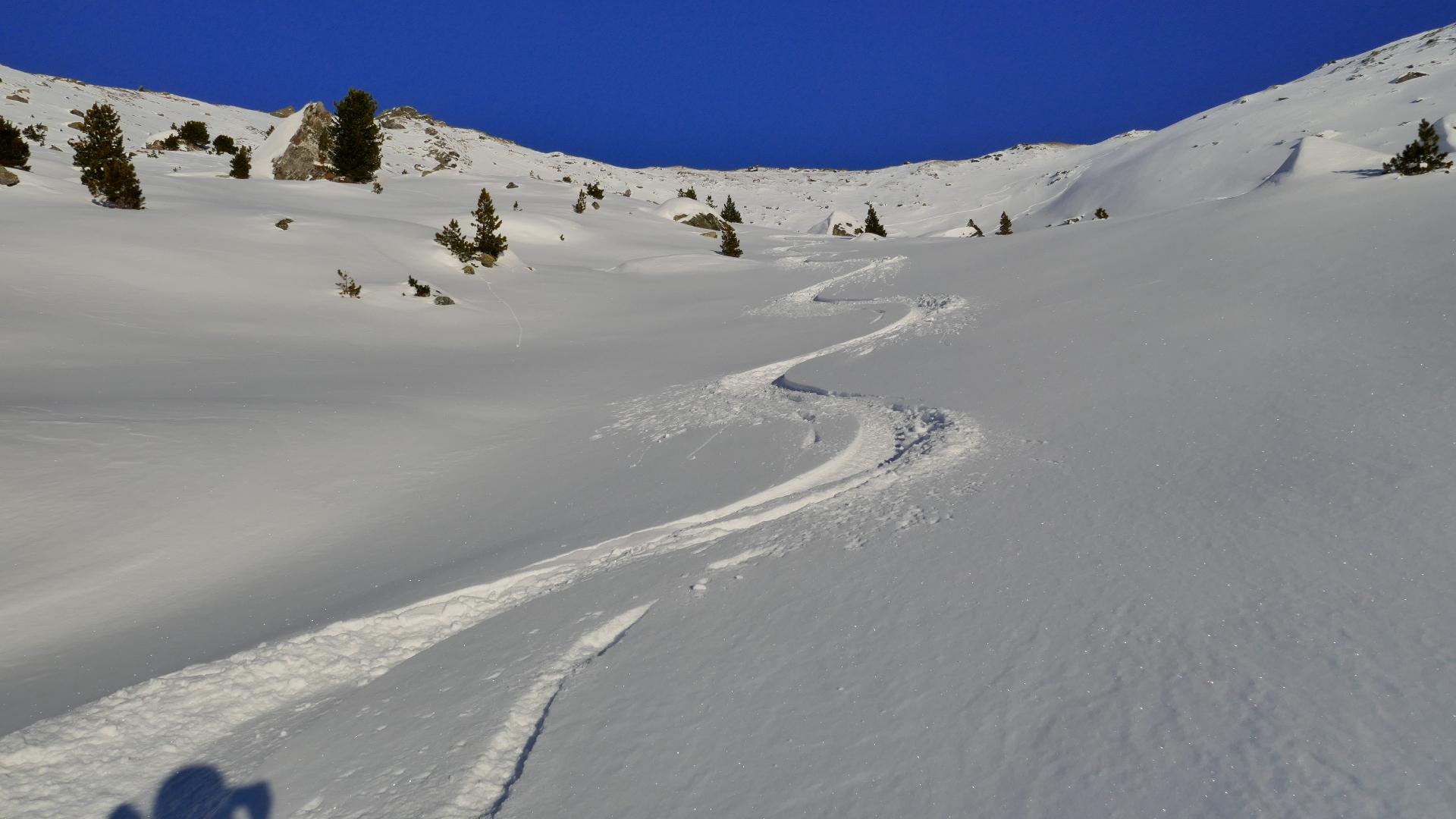 #Kurzbericht: Skitouren Sagspitze & Poferer Jöchl