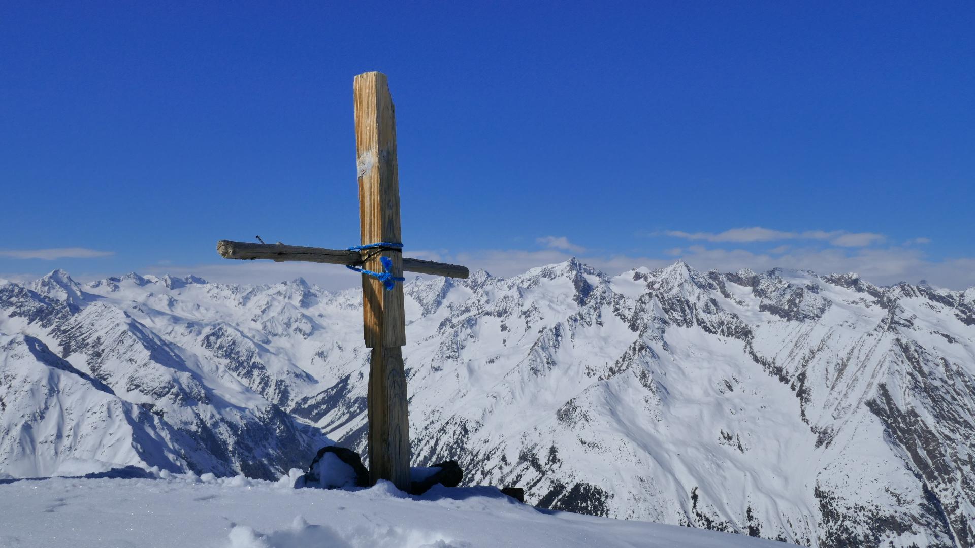 #791 Skitour Südliche Rötenspitze