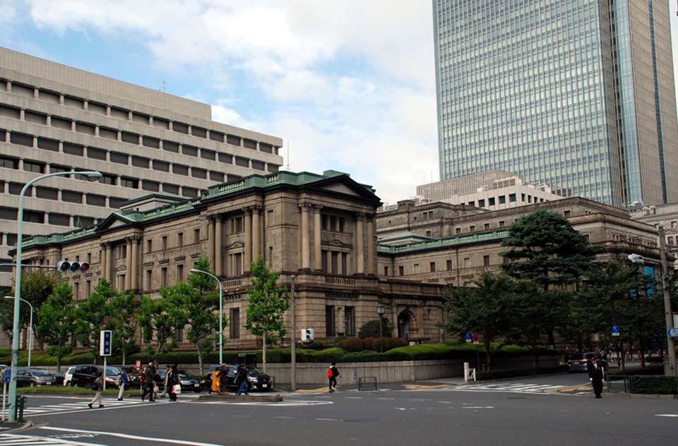 日本銀行/設計・辰野金吾[東京・中央区]