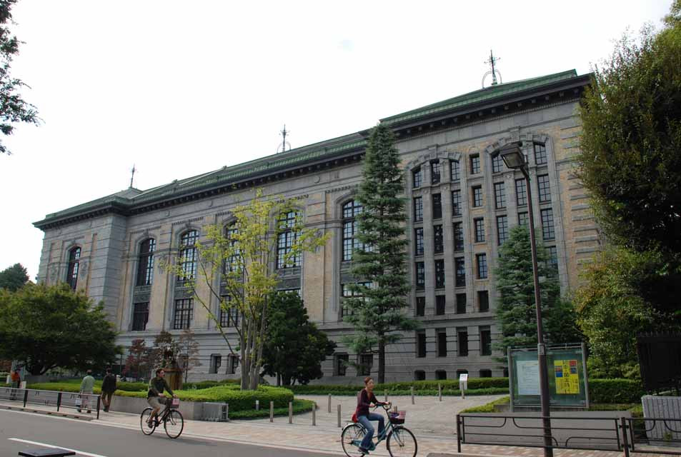 アジテータになれなかった旧帝国図書館(国際子ども図書館)