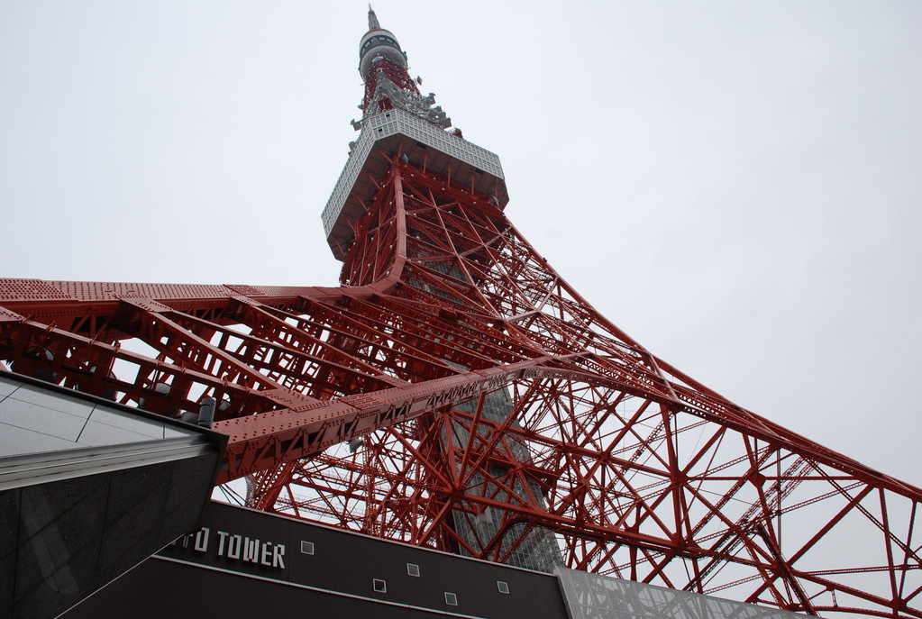東京タワー/設計:内藤多忠
