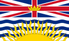 Flagge British Columbia