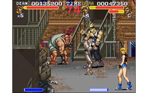 Final Fight 3 US - Neo Geo, Arcade & Retro Games