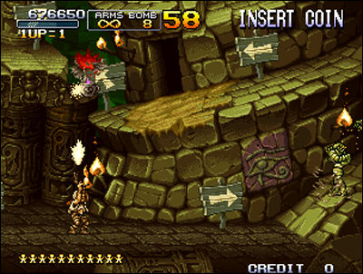 Les derniers jeux SNK exploitent la Neo Geo à son maximum.