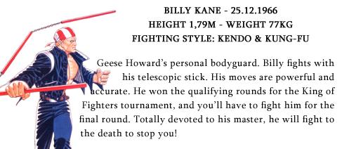 Billy Kane