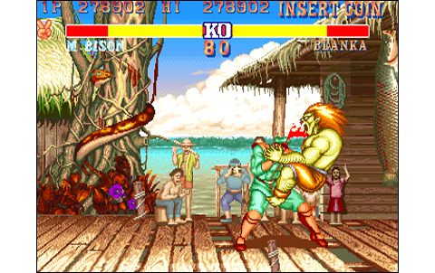 Street Fighter Ii Champion Edition Us Neo Geo Arcade Retro Games