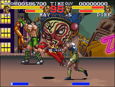 Avec Final Fight 3, La Super NES crache ses tripes.