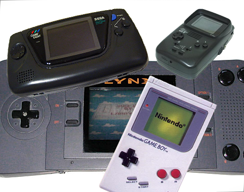 Among these handheld systems, some are 16-bit powered!