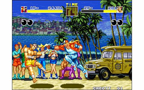 Fatal Fury Us Neo Geo Arcade Retro Games