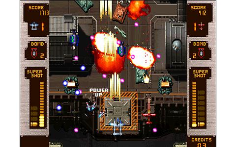 Strikers 1945 PLUS US - Neo Geo, Arcade & Retro Games
