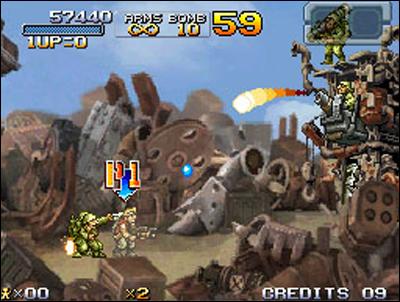 MS7 utilise au mieux les ressources de la DS.