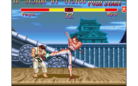 Super Street Fighter II US - Neo Geo, Arcade & Retro Games