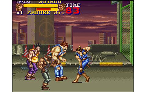 Final Fight 2 US - Neo Geo, Arcade & Retro Games