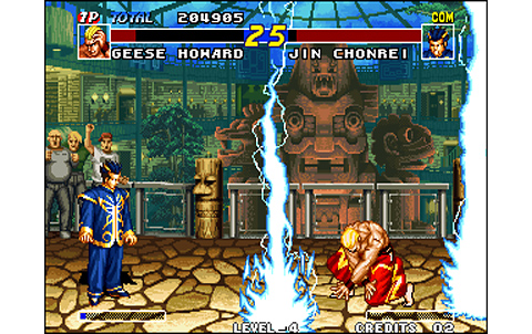 fatal fury real bout us neo geo arcade retro games neo geo kult