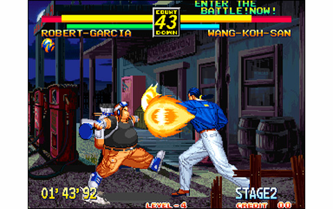 Art Of Fighting 3 Us Neo Geo Arcade Retro Games