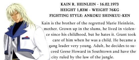 Kain R. Heinlein