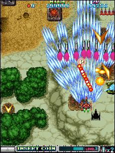 Batsugun - Toaplan - 1993
