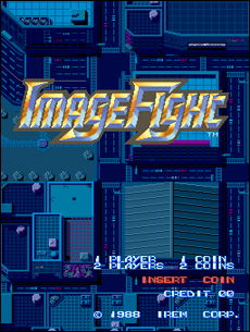 Image Fight - Irem - 1988