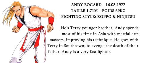 Andy Bogard