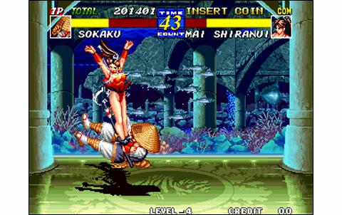 Fatal Fury 3 US - Neo Geo, Arcade & Retro Games