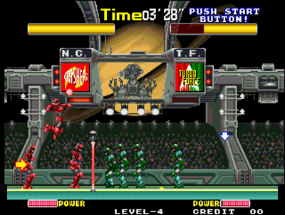Power Spikes 2 manages to be as ugly as uninteresting!