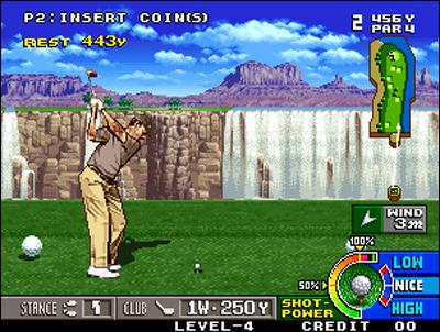 Un jeu de golf qui surclasse la compétition!
