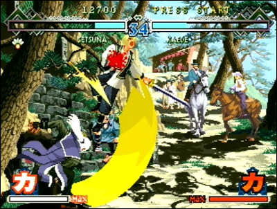 La Dreamcast fait revivre des hits de l'arcade pour le plaisir de tous.