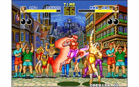 Fatal Fury US - Neo Geo, Arcade & Retro Games