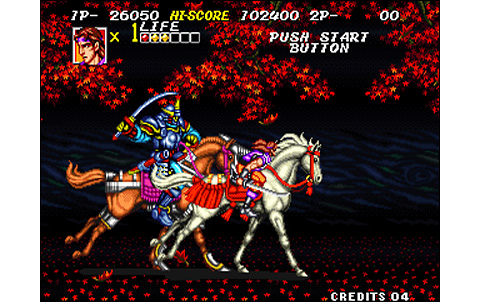 Sengoku 2 US - Neo Geo, Arcade & Retro Games