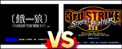 Garou VS Street Fighter III Third Strike