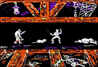 Swashbuckler - 1982 - Datamost