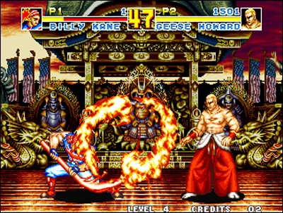 Fatal Fury Special is one of the best in the series.