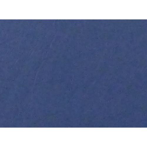 Cuir synthétique bleu navy