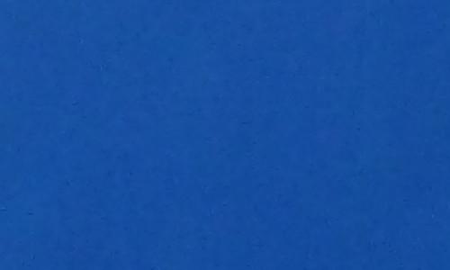 Cuir synthétique bleu dur