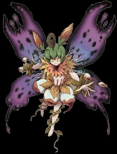 Das Schmetterlingsmonster Ambrosia