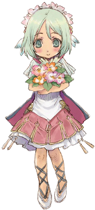 Rune Factory 4 Kind Luna