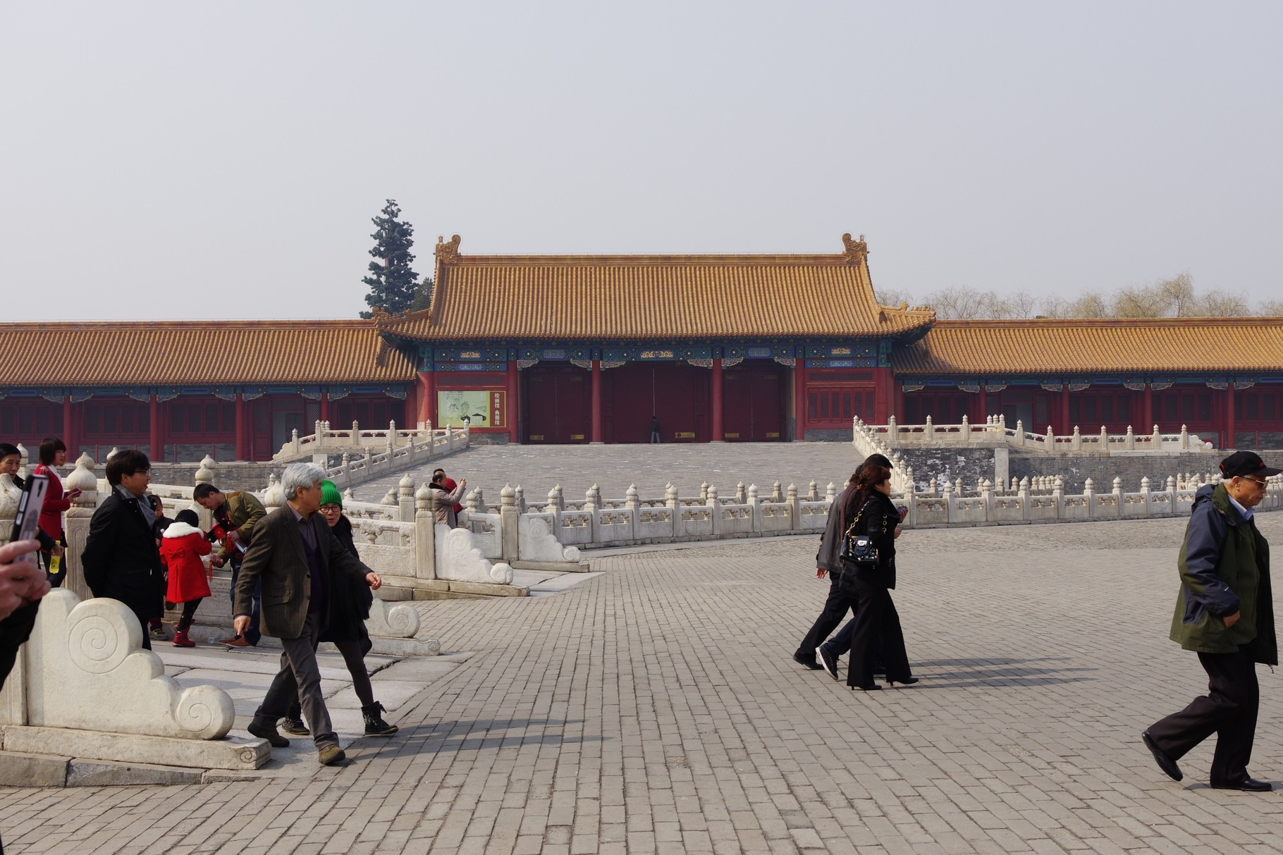 西の頤和門