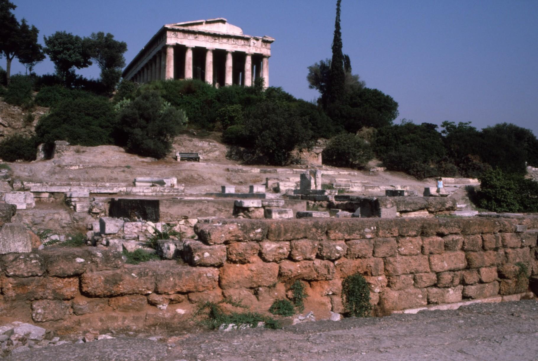 ヘパイトス神殿