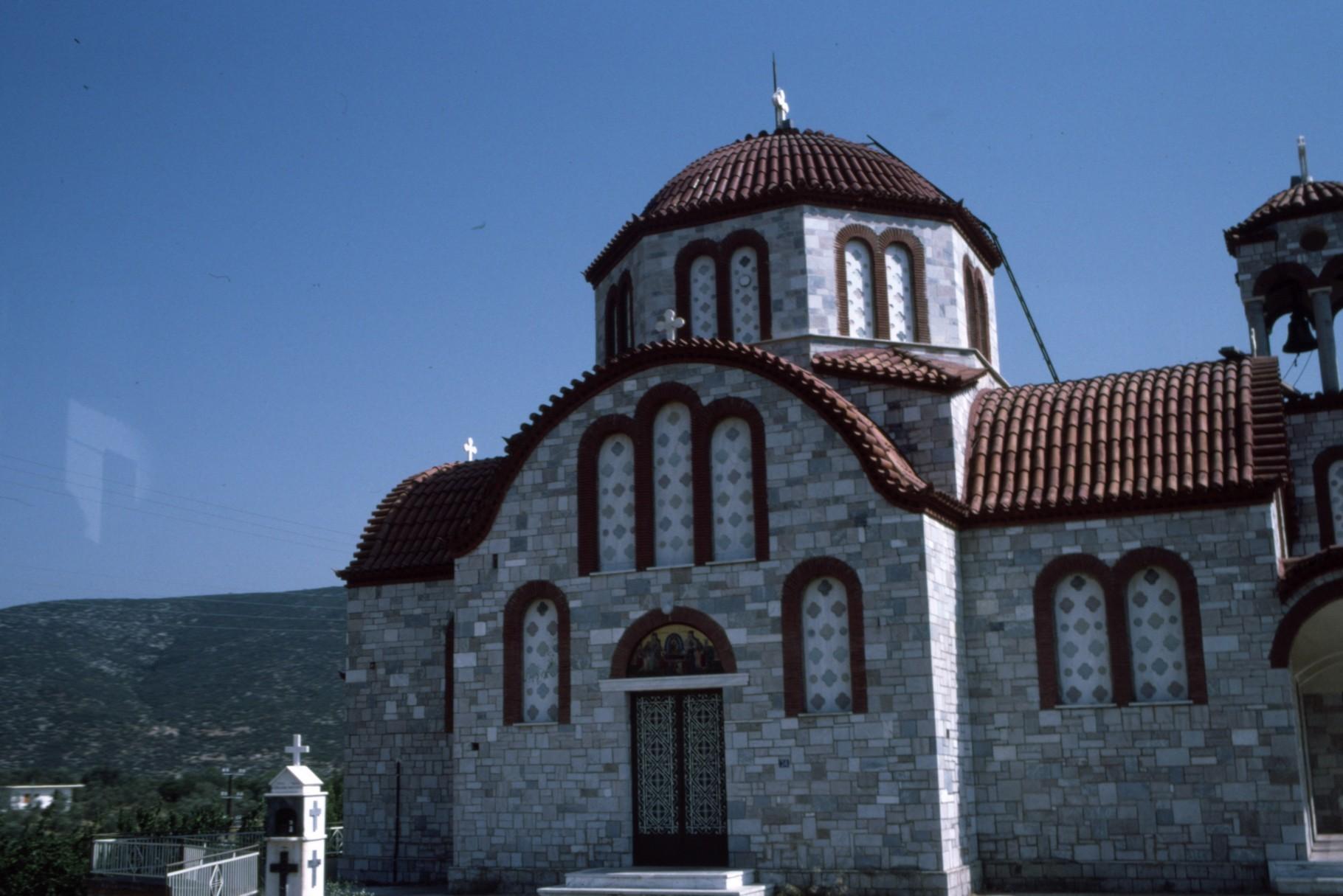 ギリシャ正教の聖堂