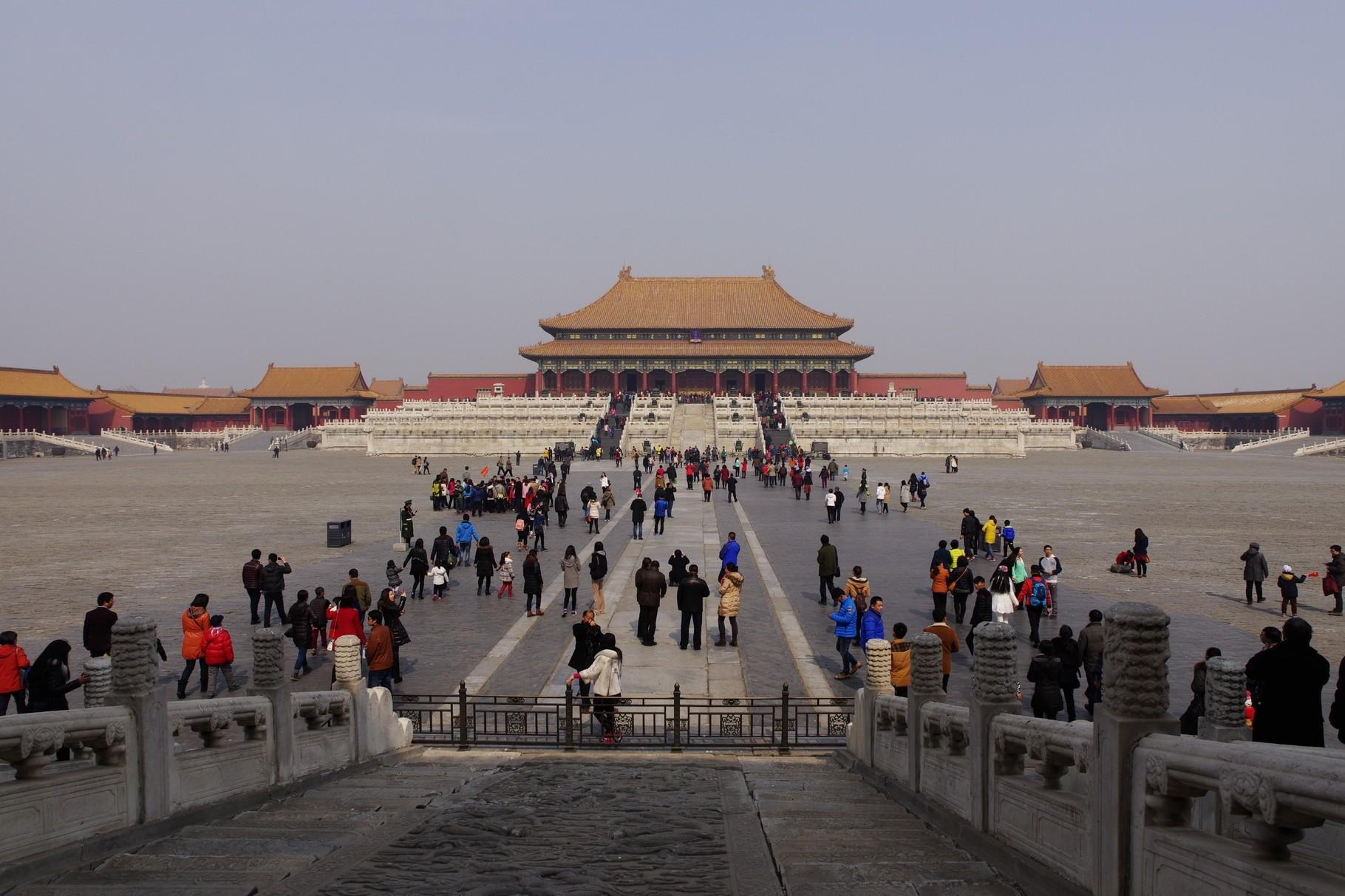 太和殿 紫禁城の中心