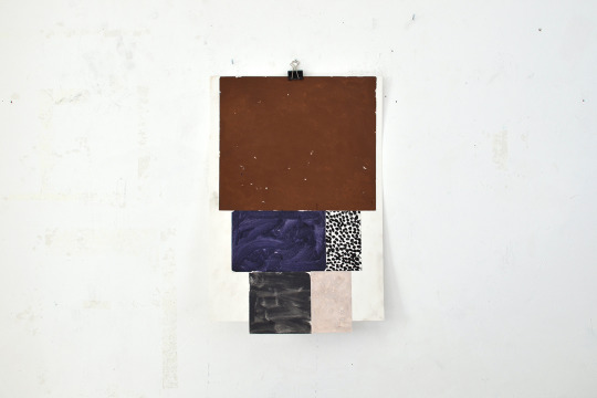 Sasha Pichushkin, Collage_18, Mischtechnik auf Papier, 30 x 42 cm, Galerie SEHR Koblenz