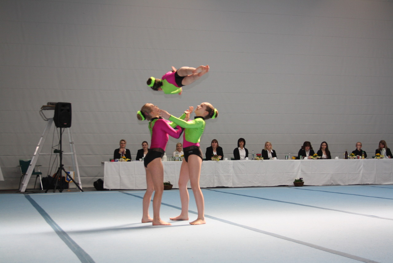 W3 Charlotte Schmidt - Emily Lüder - Angelina Sand