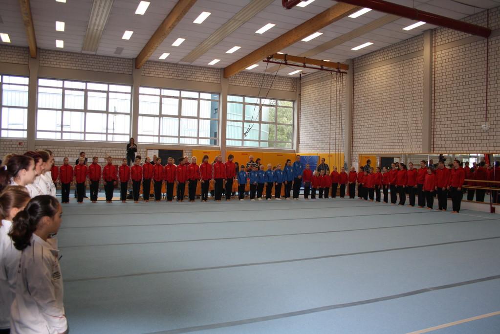 LM 2011 Göhren war mit 7 Sportlern dabei