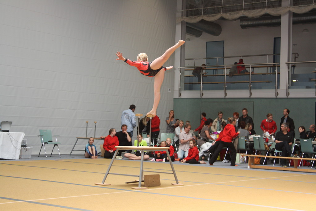 Marie Scheibe PW LK D 4. Platz
