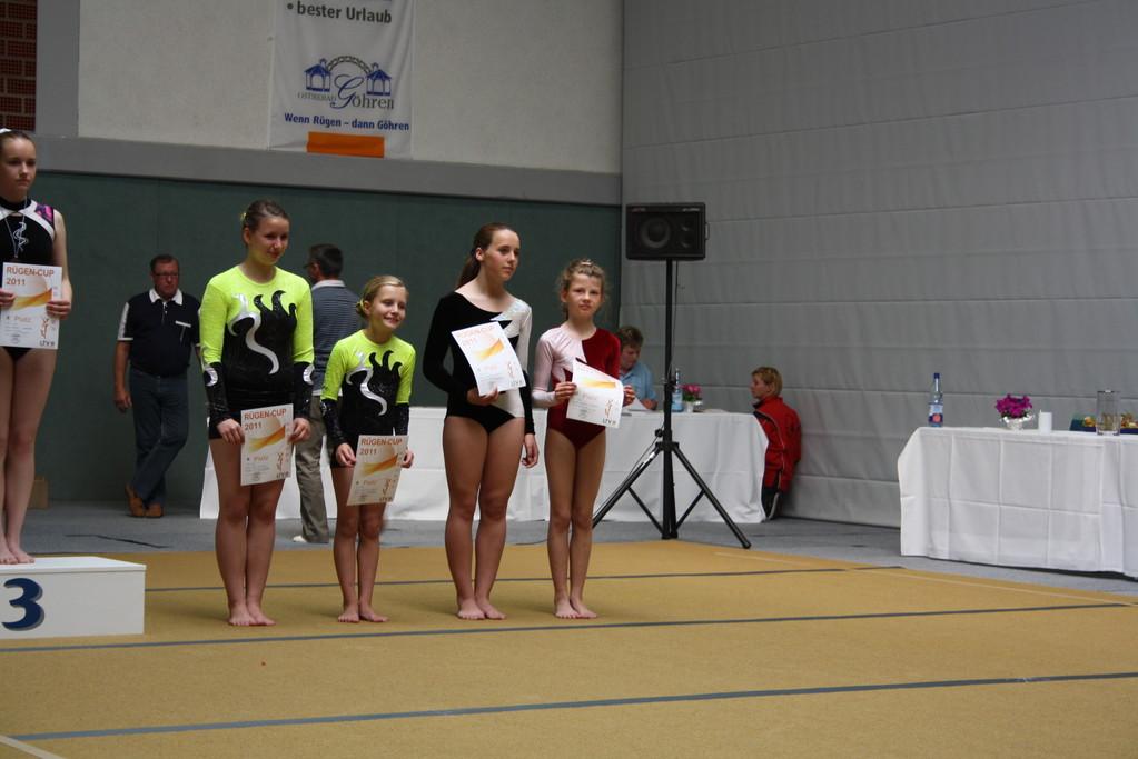 Jennifer Westphal & Vivien Schedivie W2 LK D Platz 5