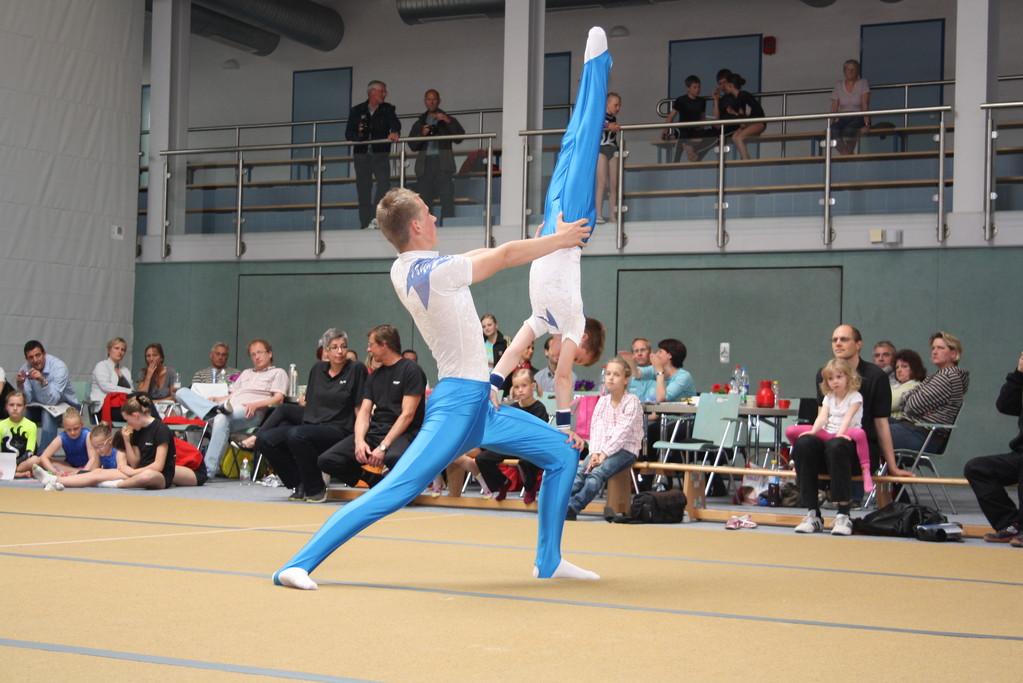 Christoffer Kösterke & Max J. Richter M2 LK C 2. Platz