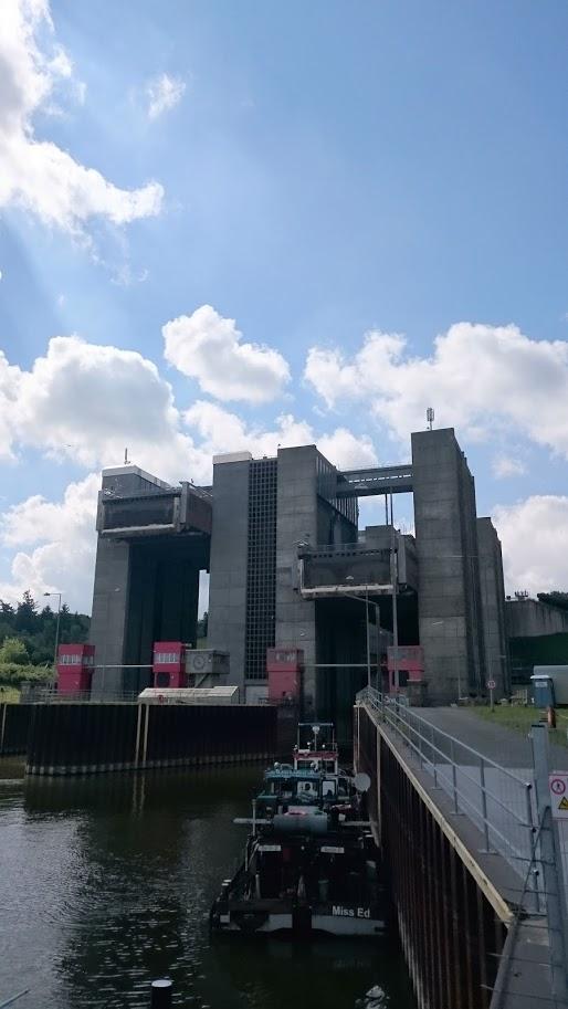 Das Tor von Mordor. Orks waren keine in der Nähe.